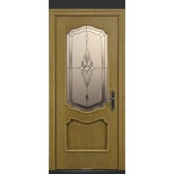 RADA Межкомнатные двери Верона ДО2 Дуб натуральный