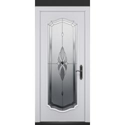 RADA Межкомнатные двери Верона исп2 ДО Blanc - (Белая эмаль)