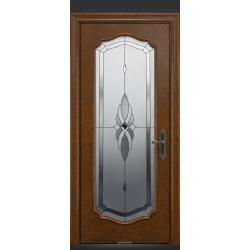 RADA Межкомнатные двери Верона исп2 ДО Дуб коньяк