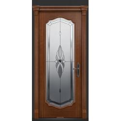 RADA Межкомнатные двери Верона исп2 ДО Макоре золотая