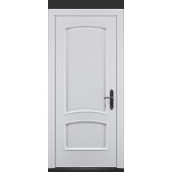RADA Межкомнатные двери Флоренция ДГ Blanc - (Белая эмаль)