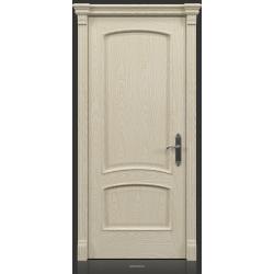 RADA Межкомнатные двери Флоренция ДГ Белое золото ГОЛД