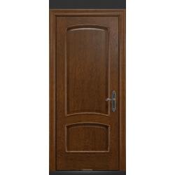 RADA Межкомнатные двери Флоренция ДГ Дуб коньяк