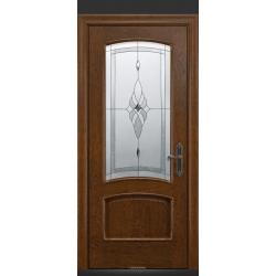 RADA Межкомнатные двери Флоренция ДО Дуб коньяк