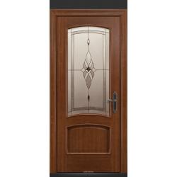 RADA Межкомнатные двери Флоренция ДО Макоре золотая