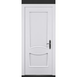 RADA Межкомнатные двери Барселона ДГ Blanc - (Белая эмаль)