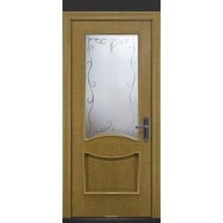 RADA Межкомнатные двери Барселона ДО15 Дуб натуральный