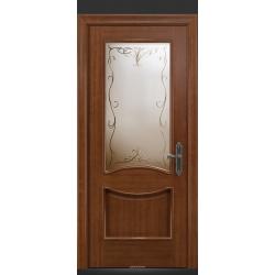 RADA Межкомнатные двери Барселона ДО15 Макоре золотая