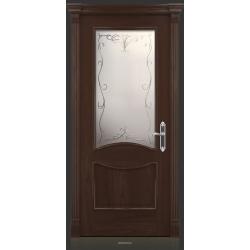 RADA Межкомнатные двери Барселона ДО15 Табако тангенс (св)