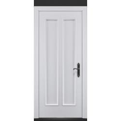 RADA Межкомнатные двери Монреаль ДГ Blanc - (Белая эмаль)