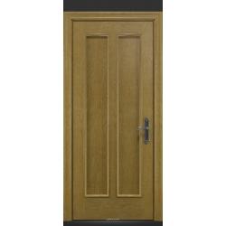 RADA Межкомнатные двери Монреаль ДГ Дуб натуральный