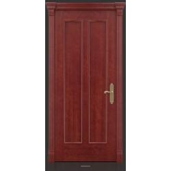 RADA Межкомнатные двери Монреаль ДГ Красное дерево