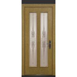 RADA Межкомнатные двери Монреаль ДО1 Дуб натуральный