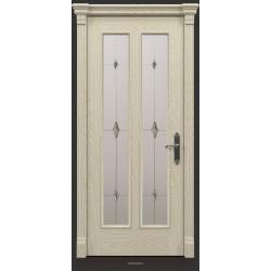 RADA Межкомнатные двери Монреаль ДО2 Белое золото ГОЛД