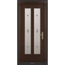 RADA Межкомнатные двери Монреаль ДО2 Табако тангенс (св)