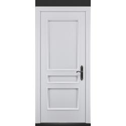 RADA Межкомнатные двери Палермо ДГ Blanc - (Белая эмаль)