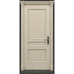 RADA Межкомнатные двери Палермо ДГ Белое золото ГОЛД