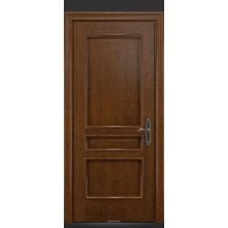 RADA Межкомнатные двери Палермо ДГ Дуб коньяк