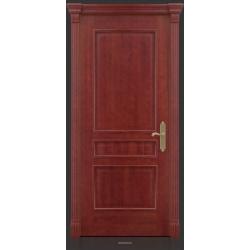 RADA Межкомнатные двери Палермо ДГ Красное дерево