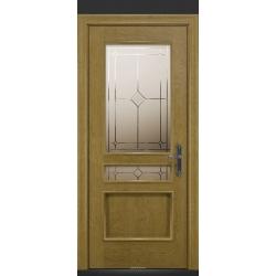 RADA Межкомнатные двери Палермо исп1 ДО1 Дуб натуральный