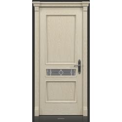 RADA Межкомнатные двери Палермо исп2 ДО1 Белое золото ГОЛД