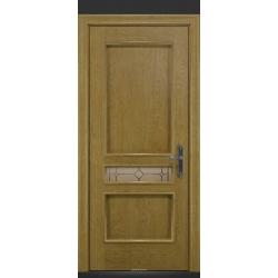 RADA Межкомнатные двери Палермо исп2 ДО1 Дуб натуральный