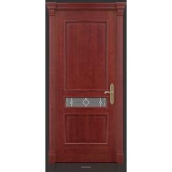 RADA Межкомнатные двери Палермо исп2 ДО1 Красное дерево