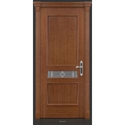 RADA Межкомнатные двери Палермо исп2 ДО1 Макоре золотая