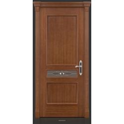 RADA Межкомнатные двери Палермо исп2 ДО2 Макоре золотая