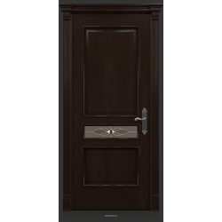 RADA Межкомнатные двери Палермо исп2 ДО2 Табако тангенс (св)