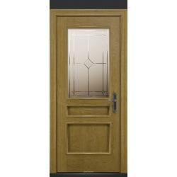 RADA Межкомнатные двери Палермо исп3 ДО1 Дуб натуральный