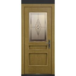 RADA Межкомнатные двери Палермо исп3 ДО2 Дуб натуральный