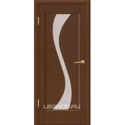 RADA Межкомнатные двери Рада ДО Темный орех