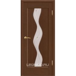 RADA Межкомнатные двери Грация ДО Темный орех
