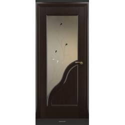 RADA Межкомнатные двери Медея ДО Венге