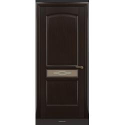 RADA Межкомнатные двери Неаполь исп2 ДО Венге