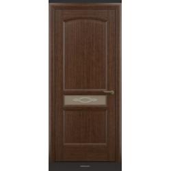 RADA Межкомнатные двери Неаполь исп2 ДО Темный орех