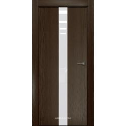 RADA Межкомнатные двери X-Line исполнение 3 ДО Americano (Американо) 1 (белый лакобель)