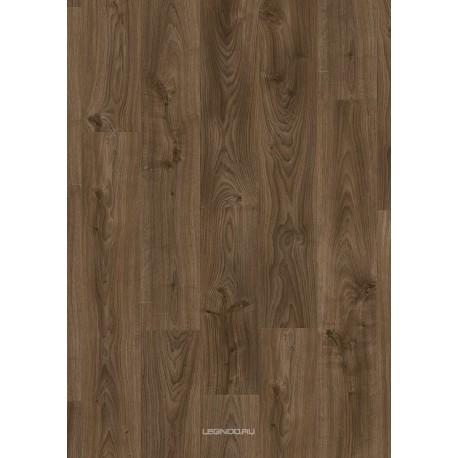 Виниловая плитка Quick Step LIVYN Balance Click PLUS Дуб коттедж темно-коричневый BACP40027