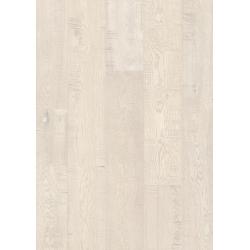 Паркетная доска Quick Step IMPERIO Дуб пилёный белый промасленный 1627