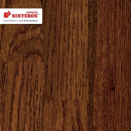 Паркетная доска Sinteross EUROPARKET Oak Bronze CL TL
