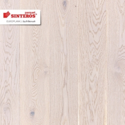 Паркетная доска Sinteross EUROPLANK Oak White MIB