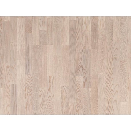 Паркетная доска PolarWood PW PW OAK TUNDRA WHITE MATT LOC 3S