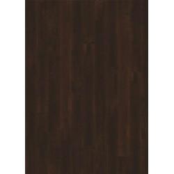 Паркетная доска KAHRS AVANTI Дуб Супай Сатиновый лак, темно-коричневый