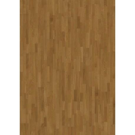 Паркетная доска KAHRS AVANTI Дуб Пима Глянцевый лак, коричнево-оранжевый