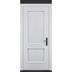 RADA Межкомнатные двери Валенсия ДГ Blanc - (Белая эмаль) (МДФ)