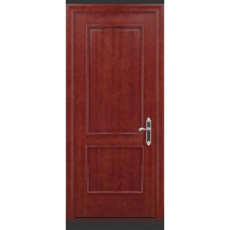 RADA Межкомнатные двери Валенсия ДГ Красное дерево