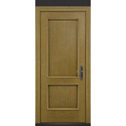 RADA Межкомнатные двери Валенсия ДГ Дуб натуральный