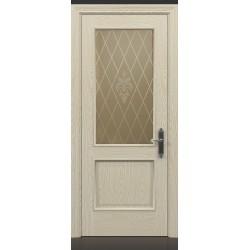 RADA Межкомнатные двери Валенсия ДО1 Белое золото ГОЛД