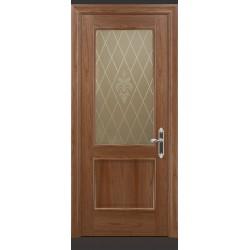 RADA Межкомнатные двери Валенсия ДО1 Сапеле